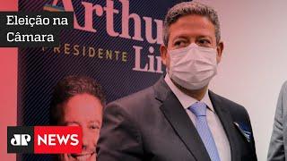 Em campanha, Arthur Lira se reúne com deputados em São Paulo