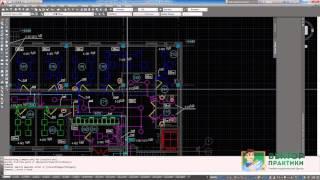 Автоматизация работы проектировщика электроснабжения