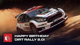 DiRT Rally 2.0 Anniversary Stream with the Codemasters Community Team!