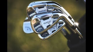 Callaway Rogue X 6-PW, AW, GW Iron Set w/ Graphite Shafts-video