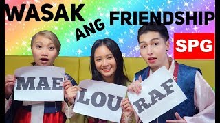 """""""MOST LIKELY TO"""" CHALLENGE + GIVEAWAY SA HULI! (FT. LOU AND MAE)"""
