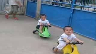 7-3-2013 Phú Quý đi xe lắc