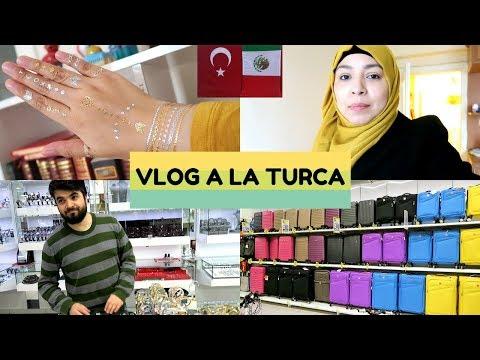 Mi TATUAJE Flash + Comprando Maleta Porque ME VOY + Joyería Turca   Mexicana En Turquía