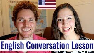Advanced English Conversation Lesson