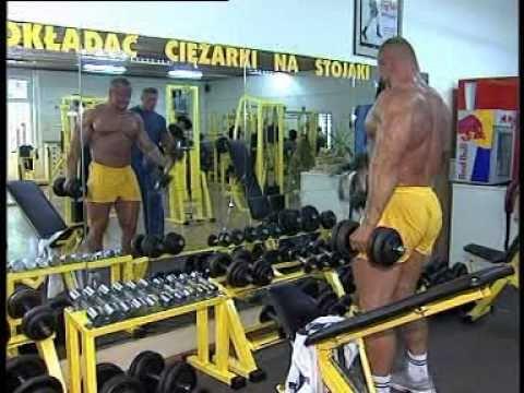 Ćwiczenia w domu dla dziewcząt mięśniowych