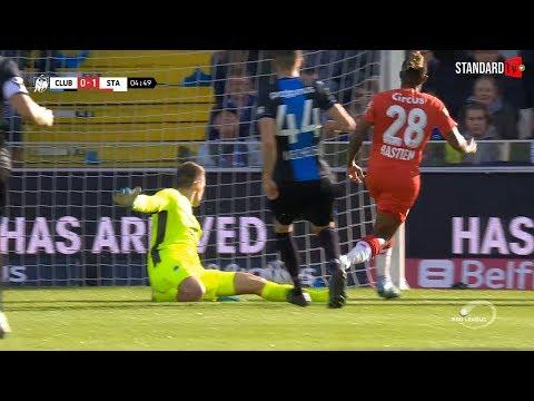 FC Bruges - Standard, le résumé