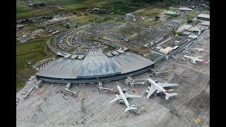 preview picture of video 'Landing in Mauritius!!'