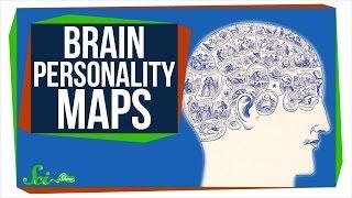 Victorian Pseudosciences: Brain Personality Maps