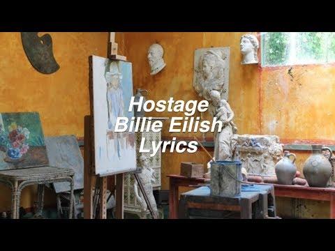 hostage || Billie Eilish Lyrics