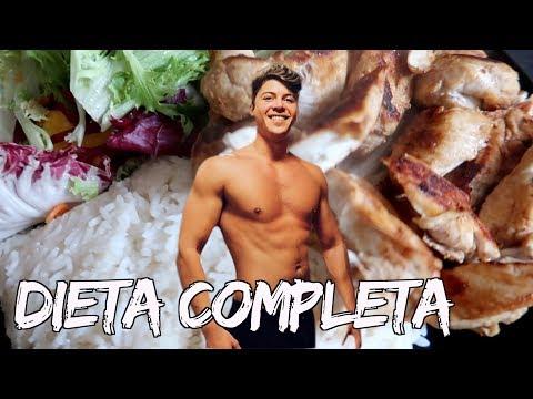 La Mia Dieta Per Massa *SENZA INTEGRATORI* | Cosa Mangio in una Giornata di Allenamento