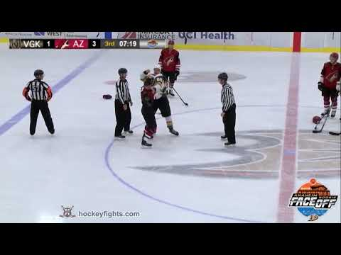 Kelly Klima vs. Xavier Bouchard