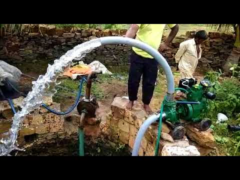 Feildmarshall 80 5HP High Speed Water Pumpset