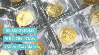 Gold Bullion Loan