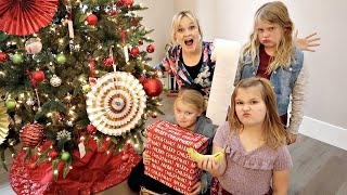 We Gave our Kids BAD CHRISTMAS GIFTS! *Hilarious Reaction*