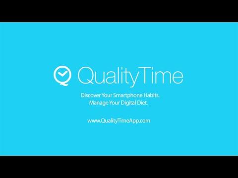 Vídeo do QualityTime - My Dieta Digital