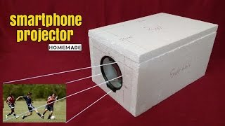 How To Make a Smart Phone Projector