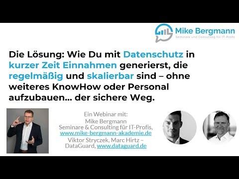 , title : 'Wie Du mit dem IT-Geschäftsmodell Datenschutz regelmäßige Einnahmen generierst ohne Zeitaufwand'