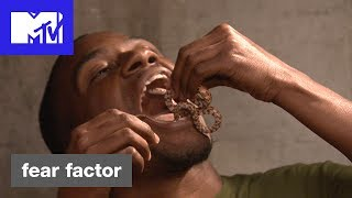 'I Am Not To Be Trifled With' Mental Prep | Fear Factor Hosted by Ludacris | MTV