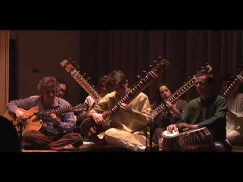 Cipriani Recital 2nd Half - 6. Raga Amiri Calarts Indian Ensemble Piece