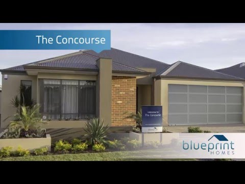 Display home hilbert the concourse blueprint homes 4 2 2 15m malvernweather Image collections
