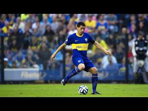 Juan Román Riquelme, El Torero [Goals & Skills]