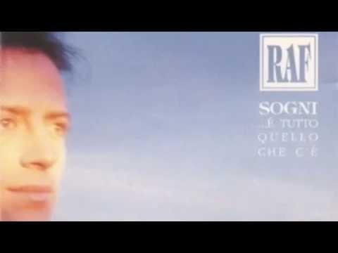 RAF - Se ti senti sola (versione originale lp) con TESTO