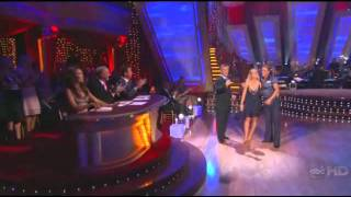 Jennie Garth & Derek Hough - Cha-Cha-Cha