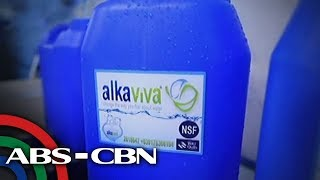 My Puhunan: Alkaviva Water Philippines