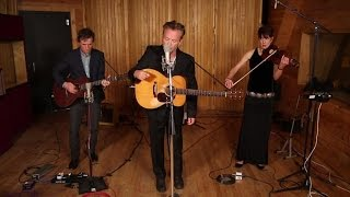 "John Mellencamp sings ""Troubled Man"""