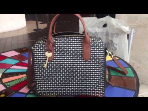 Fossil Fiona (the new Fossil Sydney Satchel?)