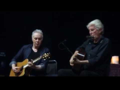 Graham Nash at The Lensic - Myself At Last