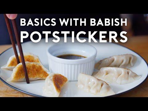 Potstickers | Basics with Babish