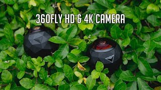 360FLY HD & 4K Camera Review | Single Lens 360° Camera