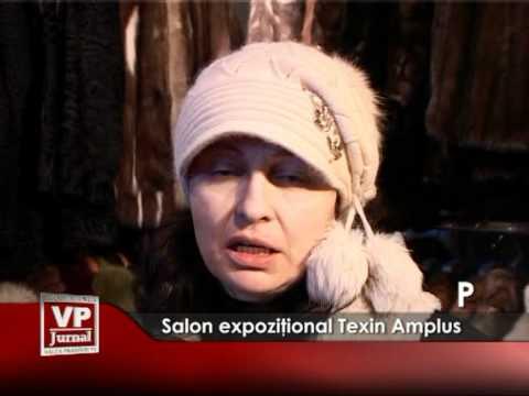Salon expoziţional Texin Amplus