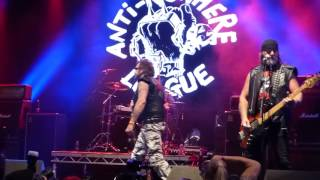 "Anti Nowhere League - Can't Stand Rock 'n' Roll ""Live@Rebellion Festivals"""