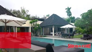 Layan Hills Estate | Exclusive Five Bedroom Pool Villa on Huge Land Plot in Cherng Talay