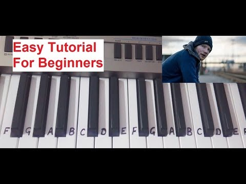 Shape Of You |keyboard|Tutorial|Piano|Harmonium|Slow Tutorial For Beginners