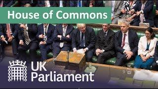 House of Commons 9 September 2019