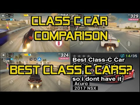 Class-C Car Comparison