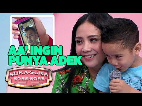 Download Rafathar Minta Adek Ke Papa Raffi Dan Mama Nagita Slavina - Suka Suka Sore Sore (7/3) HD Mp4 3GP Video and MP3
