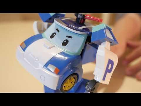 Іграшка Робокар Полі