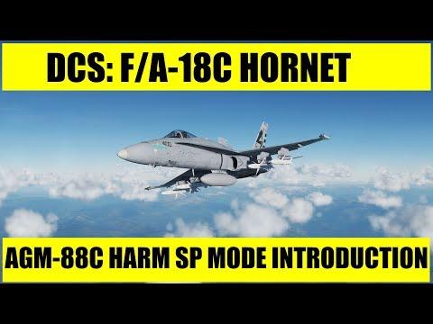 DCS World Steam Edition :: DCS: F/A-18C Hornet – AGM-88C