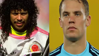 Download Video Manuel Neuer vs Rene Higuita skills porteros locos MP3 3GP MP4