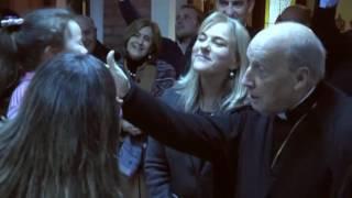 """Con el Prelado en Uruguay: visita al CADI (clip 11/14, 1'38"""")"""