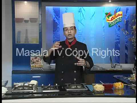 Video Dawat Ep 53 Part 1 Almond Cake, Almond Cookies, Cumin Chicken