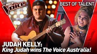 SPECTACULAR SINGER 'King Judah' in The Voice | All Full Performances