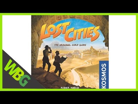 Lost Cities and Free Printable Score Sheet!