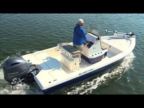 Skeeter Boats SX 200 Saltwater fishing boat
