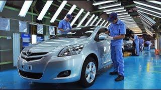 Việt Nam đã có nhà máy sản xuất ô tô đầu tiên