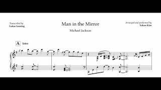 Yohan Kim - Man in the Mirror (Transcription)